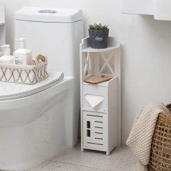 Amazon: Bathroom Corner Storage Cabinet $13.59 (Reg. $30.99)