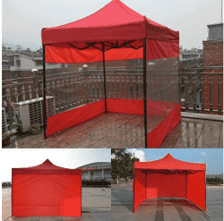 Amazon: Folding Tent Shed Shelter Cover Outdoor for $20.99 (Reg $70)