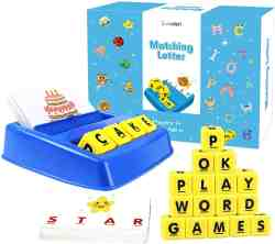 Amazon: Matching Letter Learning Games $3.49 (Reg. $14.99)