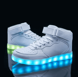 Amazon: Light Up High Top Shoes $8.00 (Reg. $60)