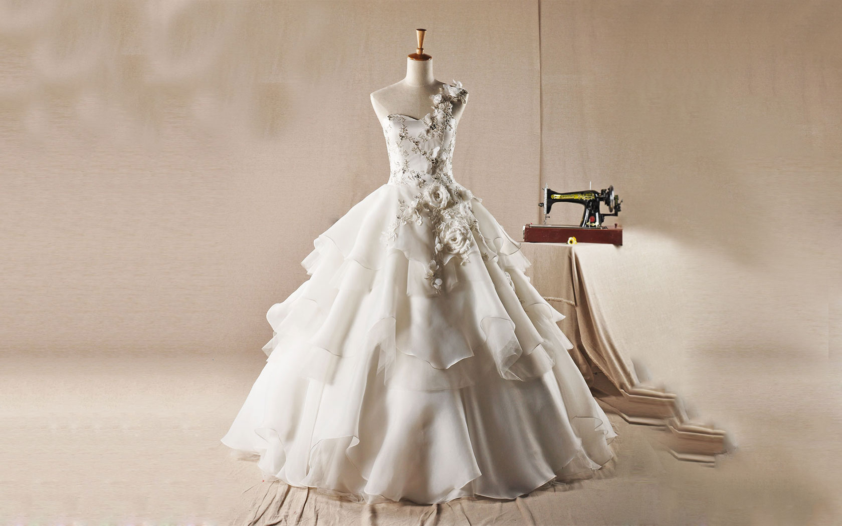 Buy your wedding dress from China