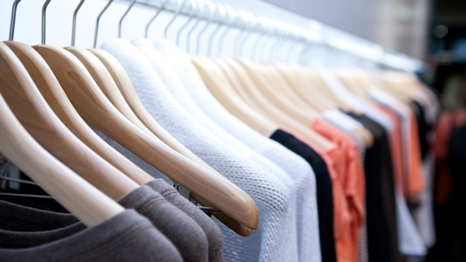 Cheap clothes from China and other countries