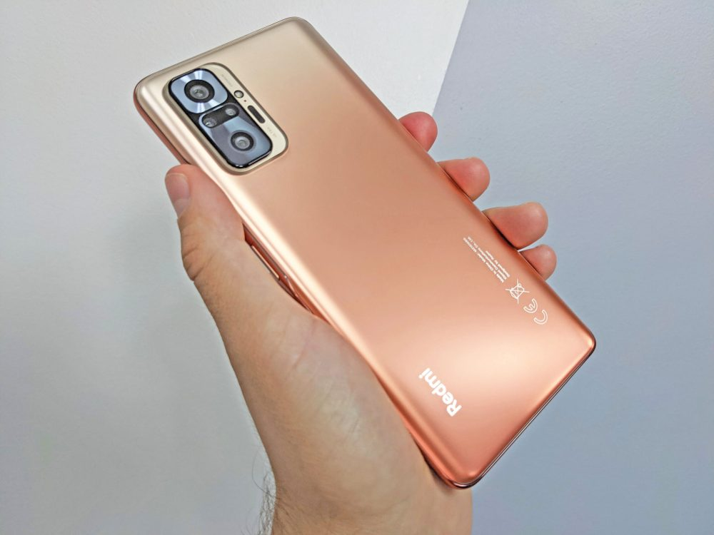The Redmi Note 10 Pro Review