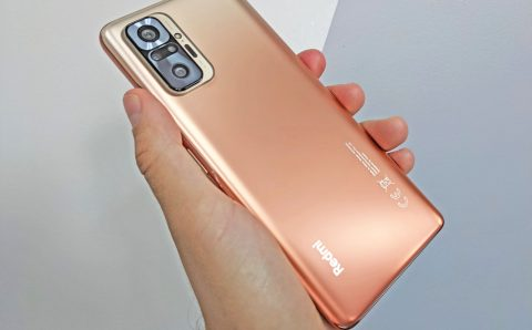 The Redmi Note 10 Pro: Review