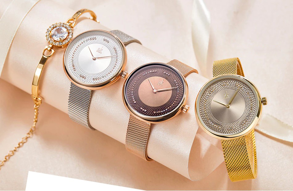 The 5 vintage women's watches on AliExpress