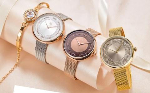Top 5 best vintage women's watches on AliExpress