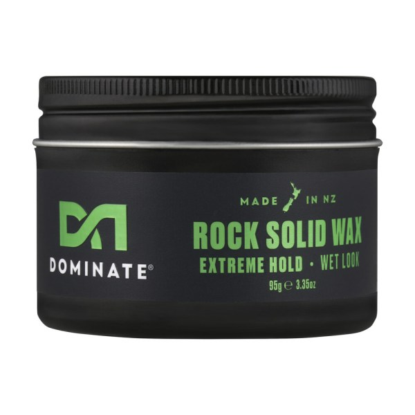 Dominate Men Rok Hair Wax For An Extra Hard Strong Hold 85g