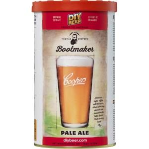 Coopers DIY Home Brew Beer Bootmaker Pale Ale 1.7kg