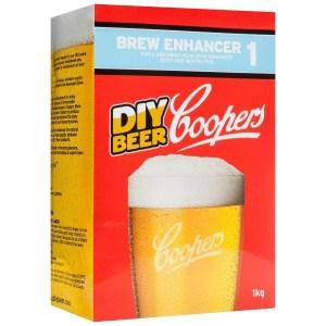 Coopers DIY Home Brew Beer Brew Enhancer 1 1kg