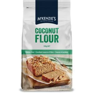 Mckenzies Coconut Flour 330g