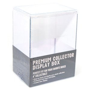 Funko Pop! Vinyl Premium Hard Case Acrylic Protector Display
