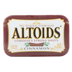 Altoids Original Curiously Strong Mints Cinnamon 50g