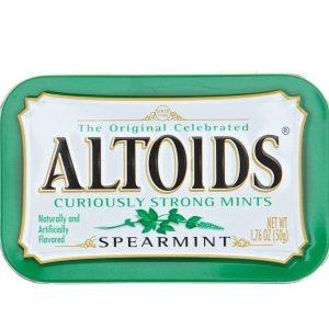 Altoids Original Curiously Strong Mints Spearmint 50g
