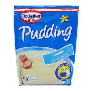 Dr Oetker Vanilla Pudding Mix 150g