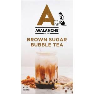 Avalanche Brown Sugar Bubble Tea Sachets 5 Pack