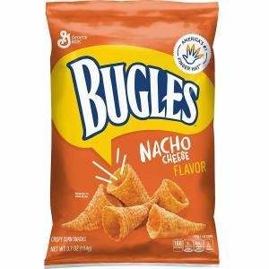 Bugles Nacho Cheese Potato Chips Pack 85g - USA