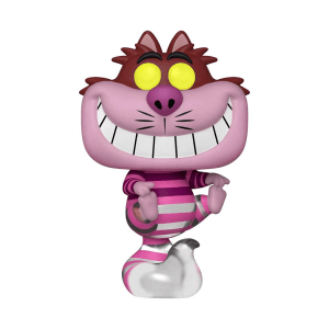 Cheshire Cat Transparent Translucent Glow Funkoween 2021 Pop! Vinyl [Preorder]