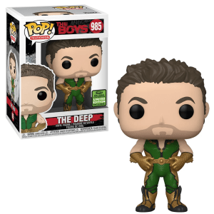The Boys The Deep 2021 Spring Convention Limited Edition Pop! Vinyl