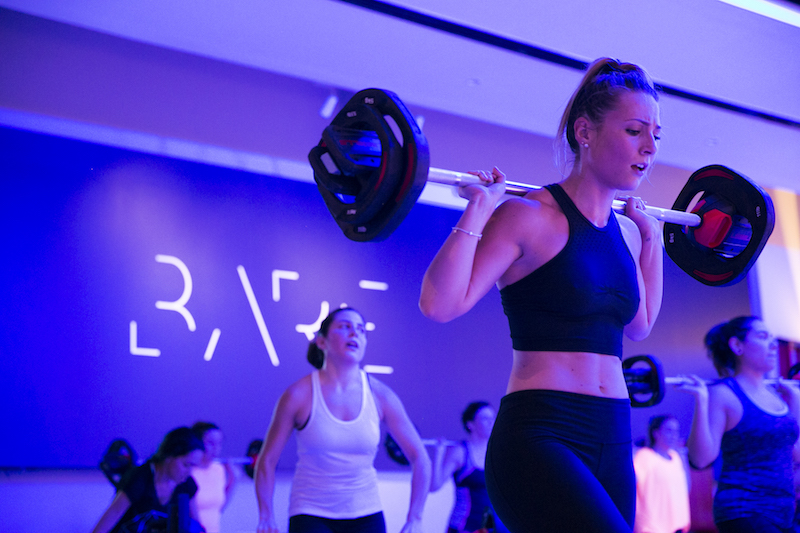 1AED Fitness Class at BARE MOE Dubai