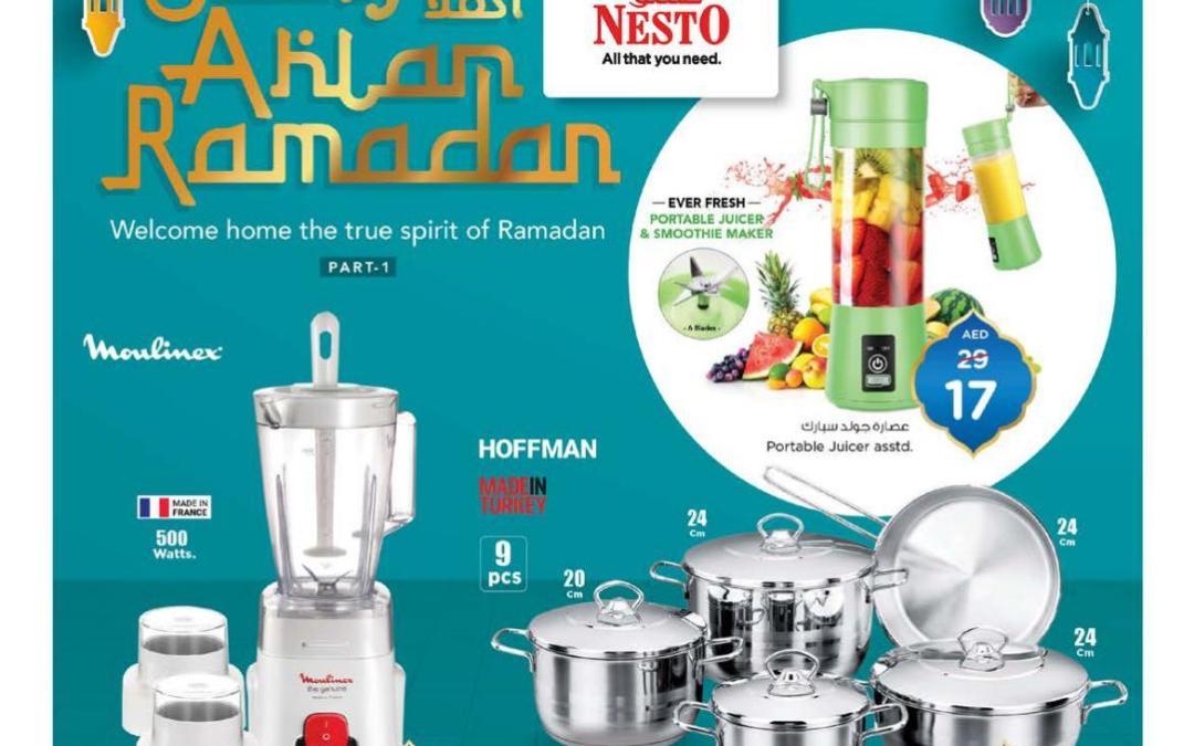 Nesto Hypermarket Ramadan Offers 2021- Catalog