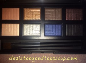 NARS Dual Intensity Palette with Flash