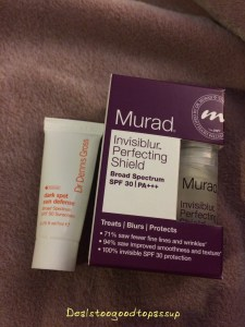 Beautytalk Murad and Dr Goss Chat Gift
