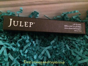 Julep April 2015 freebie
