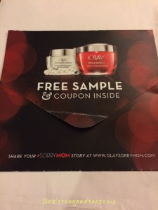 Olay Regnerist Sample