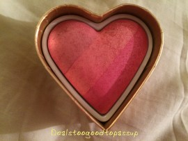 Too Faced SweetHearts Blush Something About Berry 2