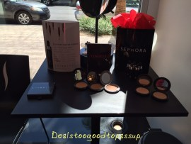CoverFX station