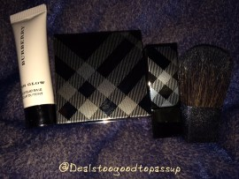 Burberry Mini Beauty Box 10