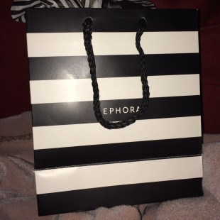 Sephora Birthday Gift PTR