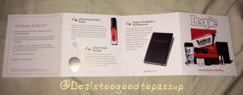 The Voice Limited Edition Gift Box 3