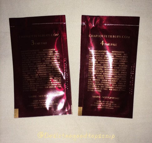Charlotte Tilbury Magic Foundation 2