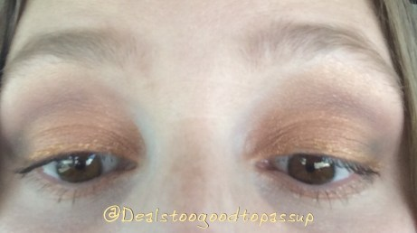 NYX eyeshadows 2