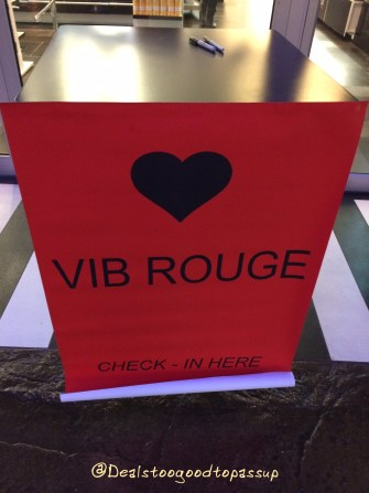 Sephora VIB Rouge Event June 2016 13