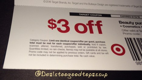 Target Beauty Box Simply Radiant 3