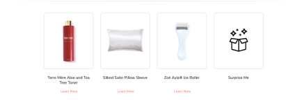 FabFitFun Customization Options 2020 and Schedule Summer Choice 4