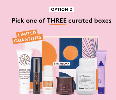 Birchbox March 2020 Review Curated Box Textured Hair + Dry Skin Saviors