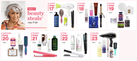 Ulta 2020 Gorgeous Hair Event Spring Steals Week 2