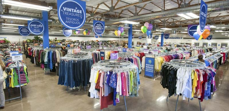 This is an image of a Goodwill Store