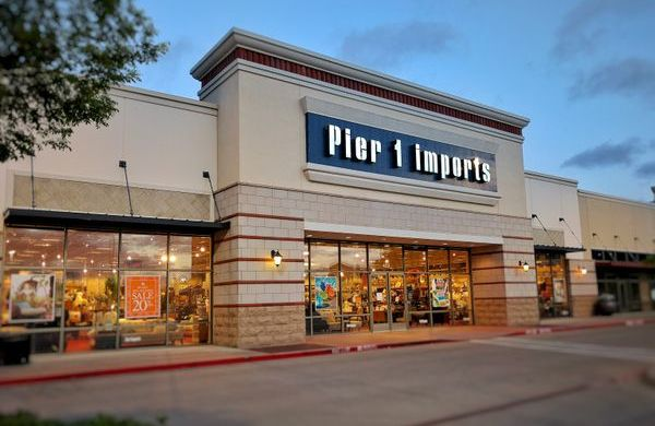 Pier 1 Credit Card Offer - 15% off