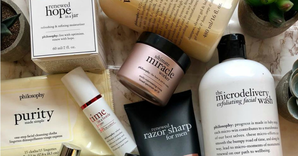 30% Off Sitewide at Philosophy