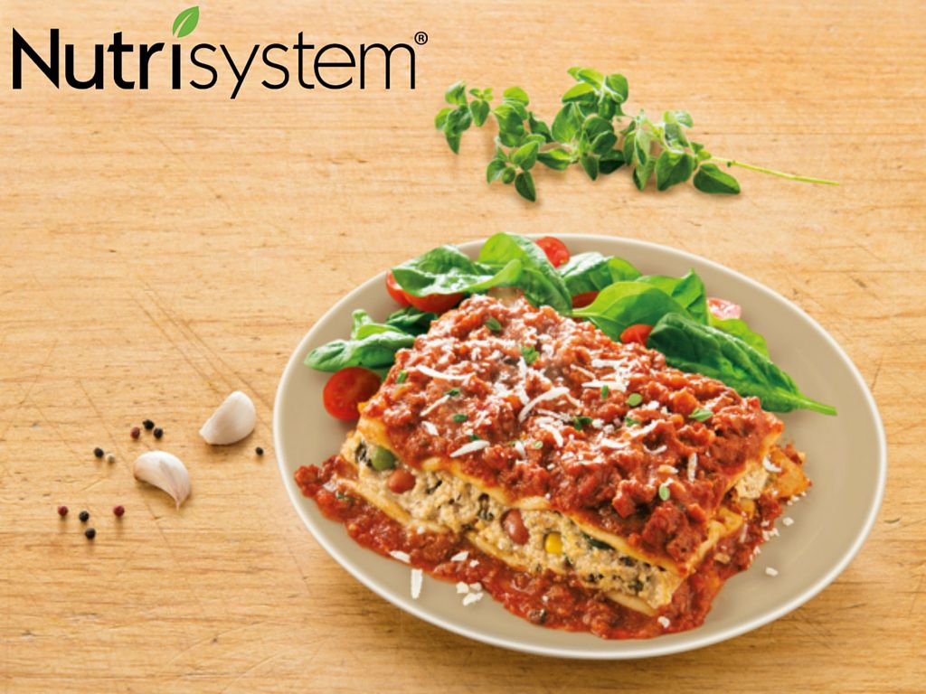 Buy One Get One Free at Nutrisystem