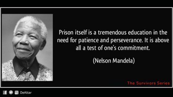 The Survivors Series – Nelson Mandela