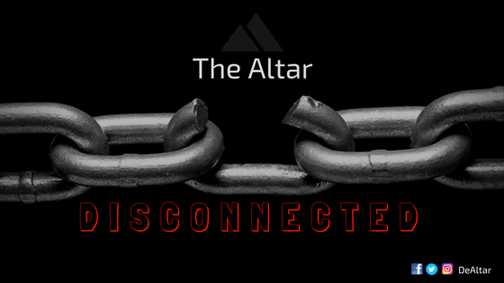 Disconnected - DeAltar