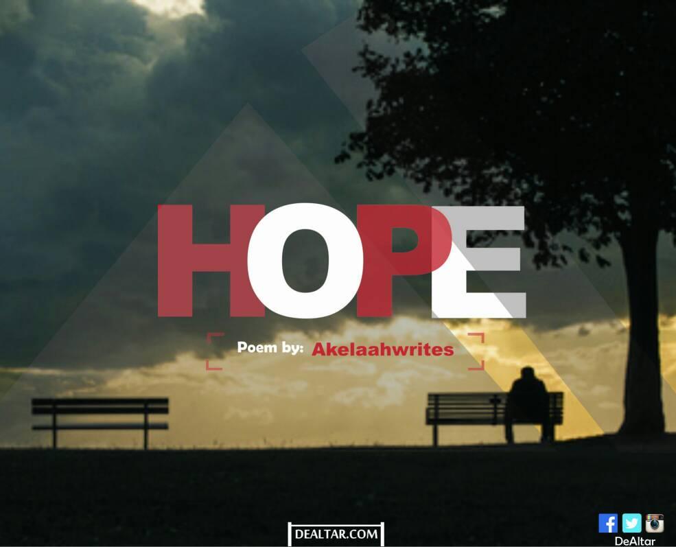 Hope By AkeelahWrites
