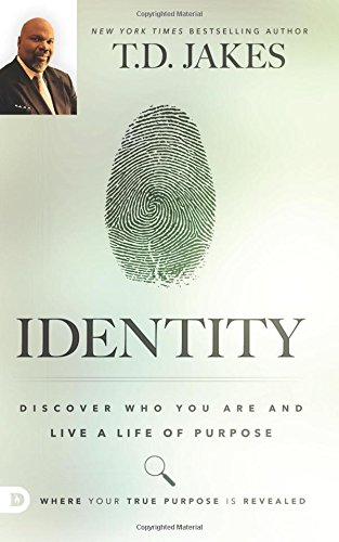 Identity By T.D Jakes {EBook}