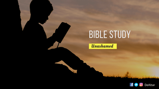 Bible Study - DeAltar