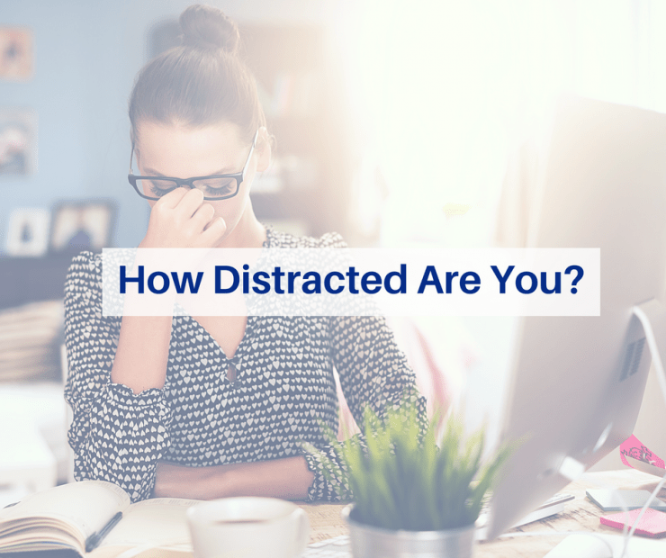 How Distracted Are You_